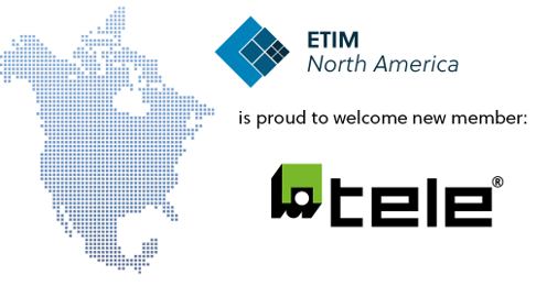 TELE Joins ETIM North America